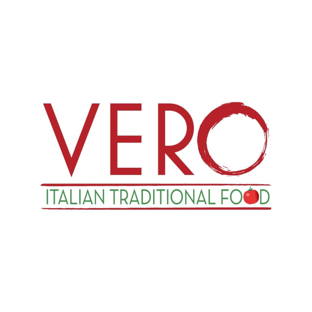 agenzia uva portfolio_vero italian traditional food logo